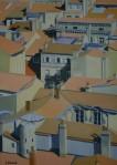 Bordeaux rooftops 1